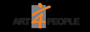 Art 4 People - logo na bílé pozadí